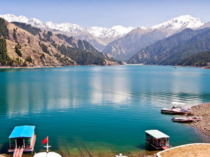 Day Tour to Heavenly Lake (Tianchi) from Urumqi