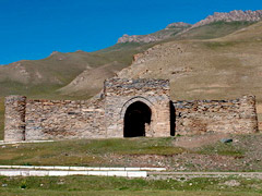 Silk Road Tour 2: Tours in China, Kyrgyzstan