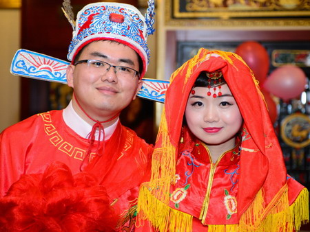 Customs and traditions in China