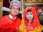 Китайские традиции: свадьба