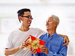 Chinese traditions: the the giving of gifts