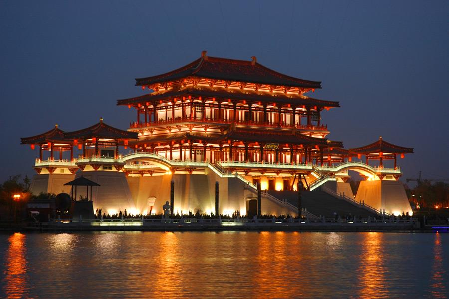 Xian – Shaanxi province administrative center