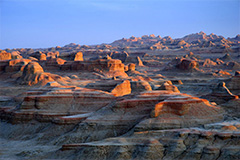 Yardang Geological Park, Dunhuang