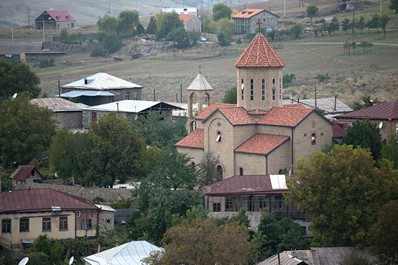 Ахалцихе, Грузия