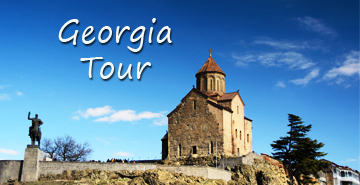 Georgia Tour 1: Georgia at glance