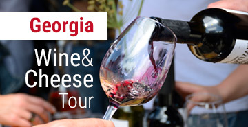 Georgia Wine and Cheese Tour