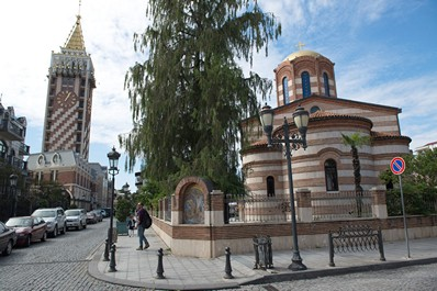 Saint Nicholas Church, Batumi