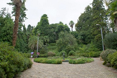 Botanical Garden of Batumi