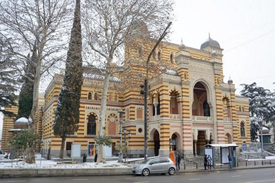 Georgian Culture - Theatre