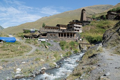 Tusheti, Georgia Travel