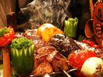 Georgian cuisine - kebab