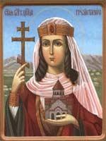 St. Tamara ikon