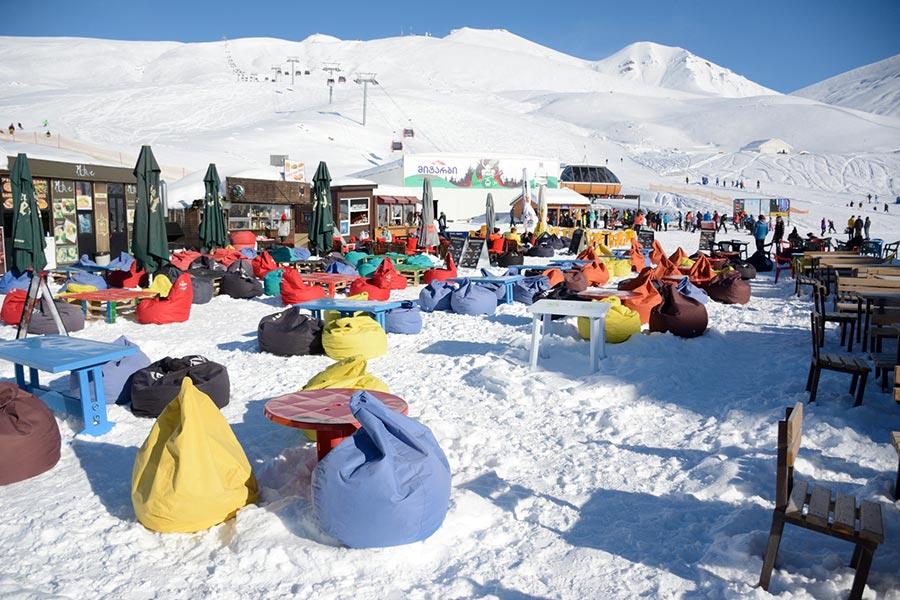 Ski Resort Gudauri