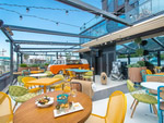 Roof terrace, Ibis Styles Tbilisi Center Hotel