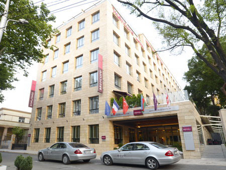 Mercure Hotels Russia