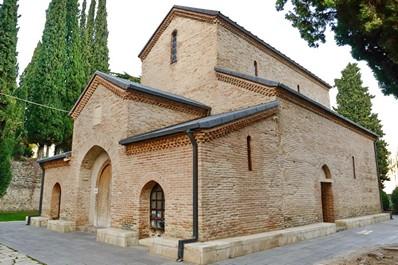 Bodbe monastery, Kakheti