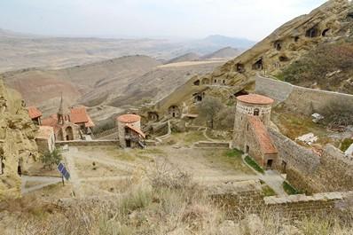 David Gareji, Kakheti