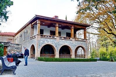 Tsinandali, Kakheti