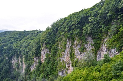 Okatse Canyon, Kutaisi vicinities