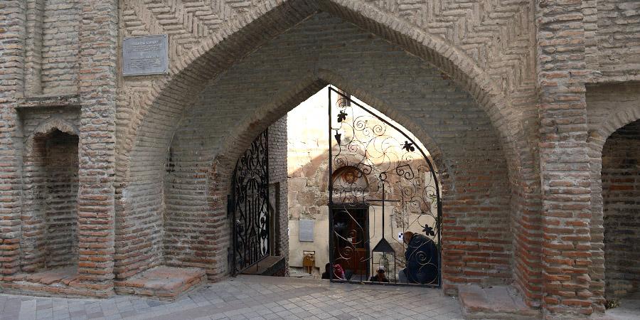 Anchiskhati Church