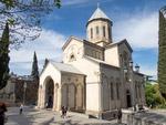 Kashueti church, Tbilisi