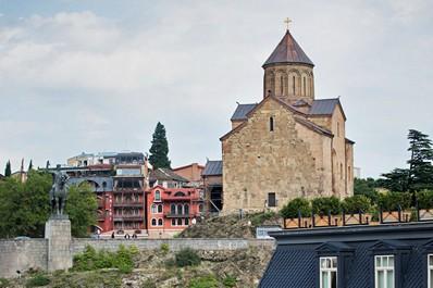 Metekhi Temple, Tbilisi