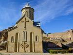 Храм Святого Николая, крепость Нарикала, Тбилиси