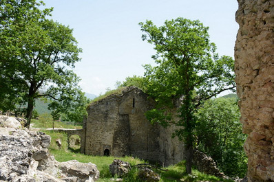 Ujarma Fortress, Tbilisi vicinities