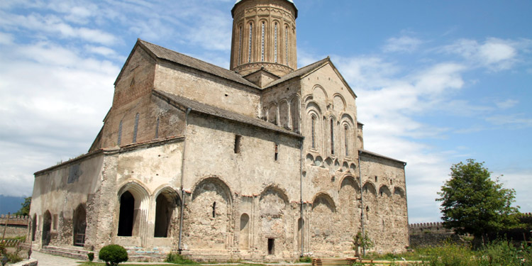 Alaverdi Cathedral Tours, Georgia