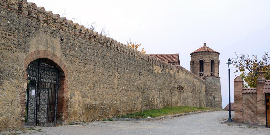 Крепость Батонис-цихе, Телави