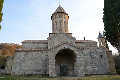 Ancient academy of Ikalto, Telavi