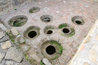 Древняя академия Икалто, Телави