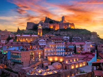 Capitals of Caucasus Tour