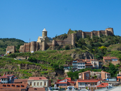 One-Day Tbilisi City Tour: Sightseeing