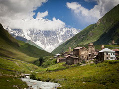 Photography Tour in Svaneti 2019
