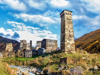 Photography Tour in Svaneti