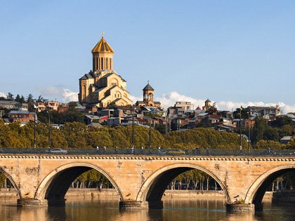 One-day Tour to Tbilisi & Mtskheta: Two Capitals of Georgia