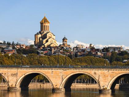One-day tour to Tbilisi & Mtskheta: Two Capitals of Georgia