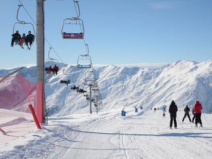 Georgia Ski Tour