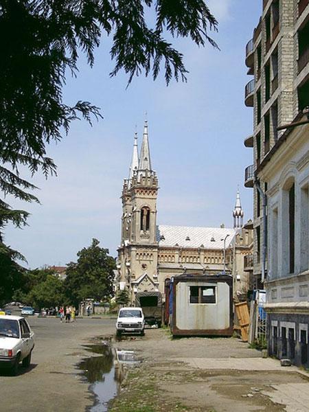 Georgia Country Religion Religion in Georgia