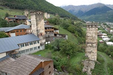 Mestia, Zugdidi