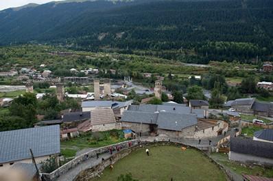 Svan Towers, Mestia