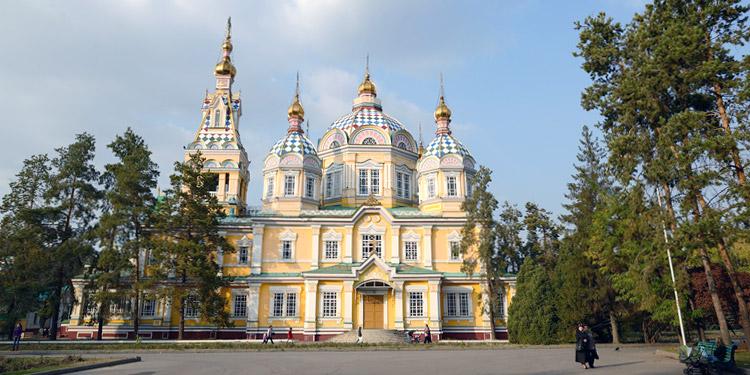 Almaty Tours, Kazakhstan