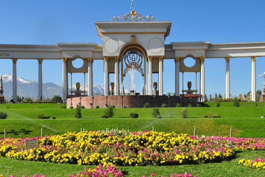 Almaty Southern Capital Of Kazakhstan
