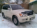 Almaty airport transfer with Lexus LX 470