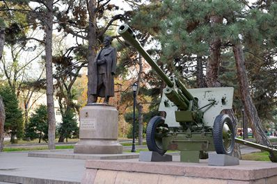 Park of 28 Panfilov Guardsmen, Almaty