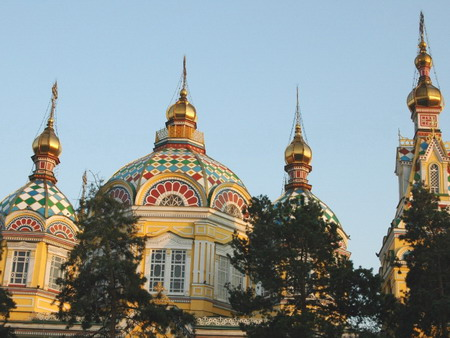 Almaty sights and tourist attractions