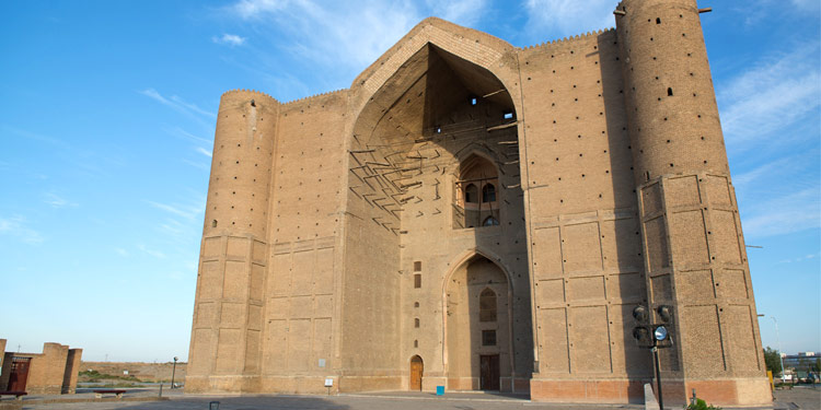 Khoja Ahmed Yasavi Mausoleum