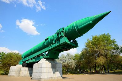 Baikonur sights and attractions