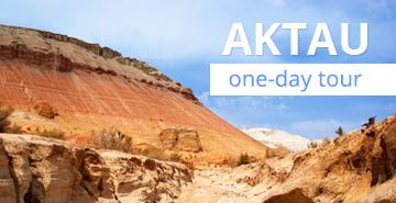 Aktau Day Tour